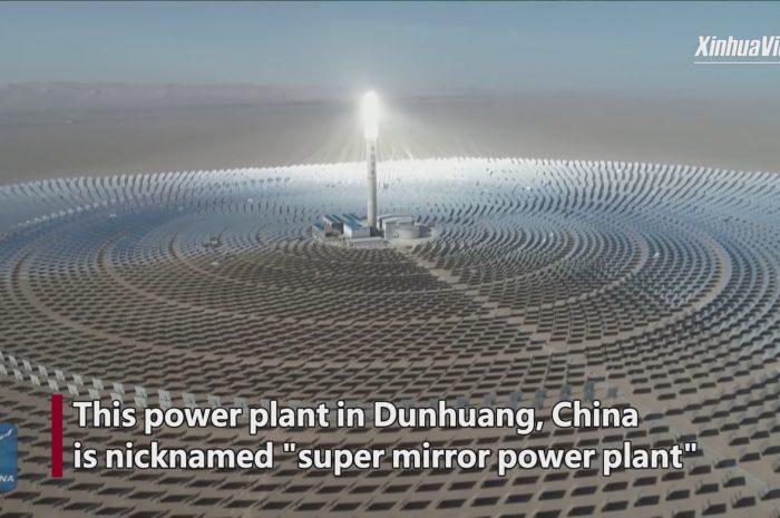 Çin'in Süper Ayna Projesi