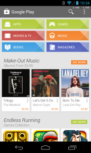 Google-Play-Store-Home