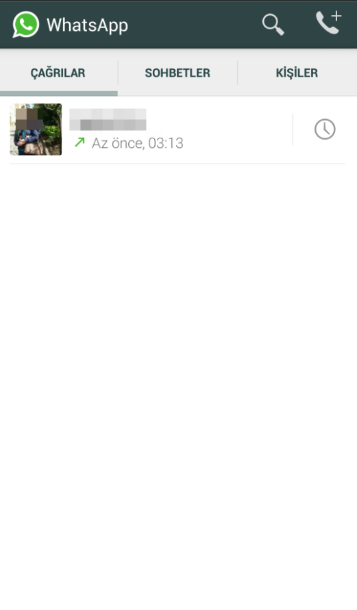 WhatsApp'a Sesli Arama Özelliği-2