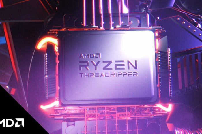 AMD Yeni Nesil Threadripper ve Ryzen 9 3950X, Kasımda Geliyor