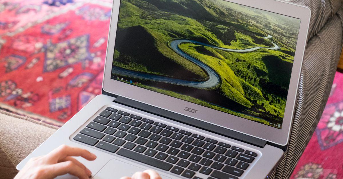 Chrome OS 101: Dosyaları kaydetme ve alma