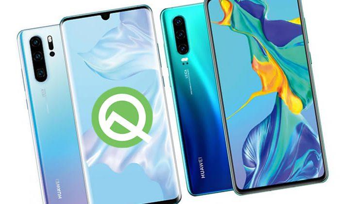 Hangi Huawei Telefonlar Android 10 Alacak (Tam Liste)